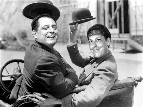 Laurel a Hardy