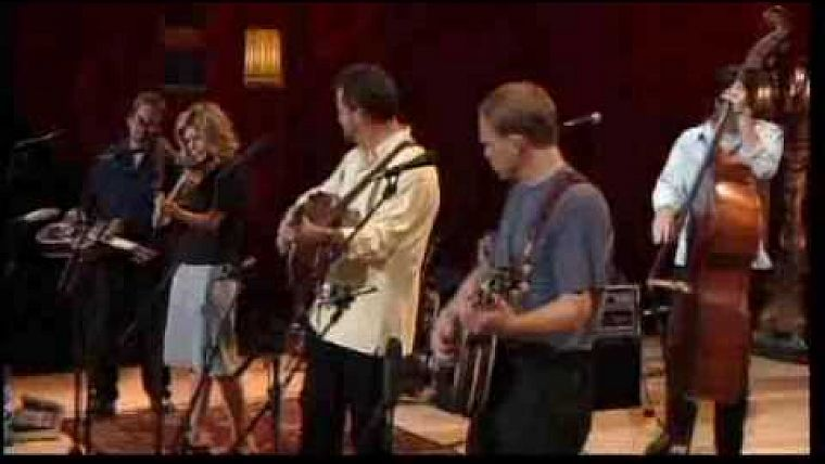 Alison Krauss - Union Station - Man of Constant Sorrow