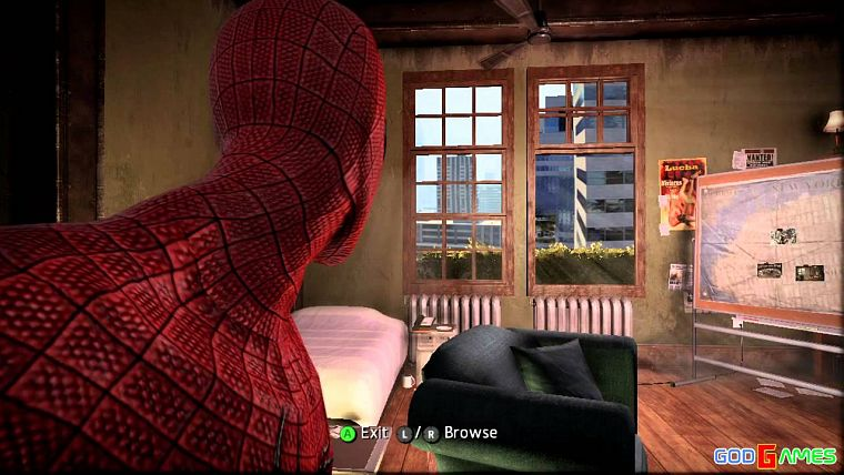 The Amazing Spider-Man Gameplay Xbox360 HD